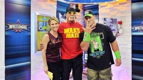 wwe legends house report hulk hogan set for legends house season 2