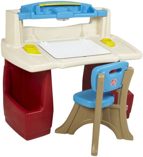 step2 table and chairs blue souq step2 deluxe master desk with chair learning
