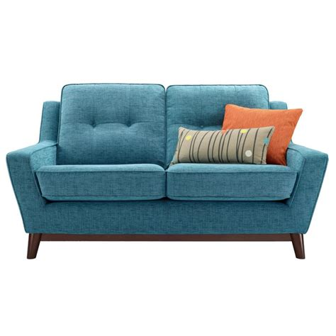 small modern loveseat modern light blue small sofa bed design home inspiring