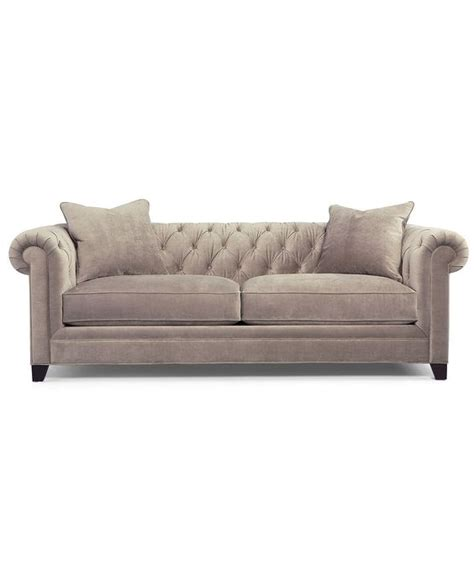 stewart couch martha stewart collection saybridge sofa sofa furniture