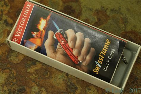 Swiss Army 370 370 swissflame leaf s victorinox knives collection