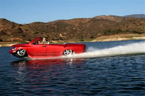 watercar python watercar python based on corvette powered amphibious