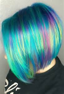 colorful hair styles 1000 images about all the pretty colored hair on