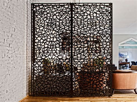 decorative partitions razortooth design llc architectural screens lobby