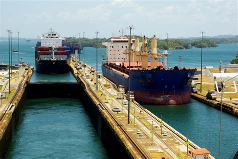 Photo Panama Canal by Aconex Selected For 3 2 Billion Panama Canal Expansion