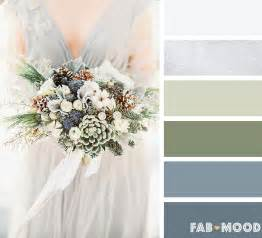wedding colors for winter 12 winter wedding color palettes