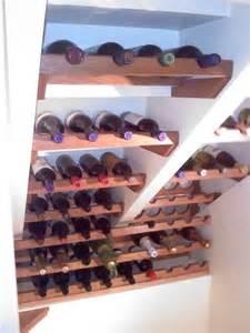 stairs wine rack best 20 shelves under stairs ideas on pinterest stair