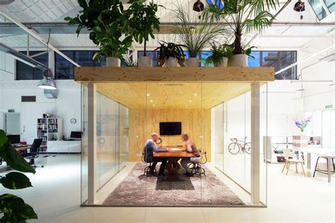 loft office inspiring office meeting rooms reveal their playful designs
