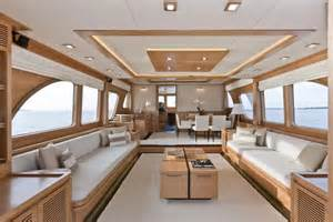 photos of boat interiors