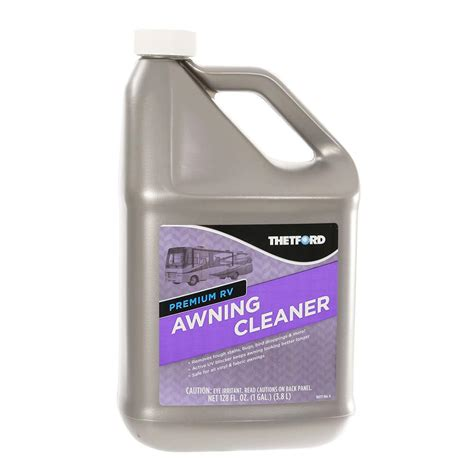 awning cleaner reviews premium rv awning cleaner gallon thetford 32519 rv