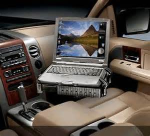 truck laptop desk 2013 ford f 350 duty truck computer stand and laptop