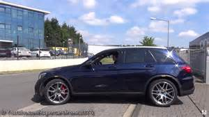 Mercedes Amg 63 Mercedes Amg Glc 63 4matic Sounds Beastly Autoevolution