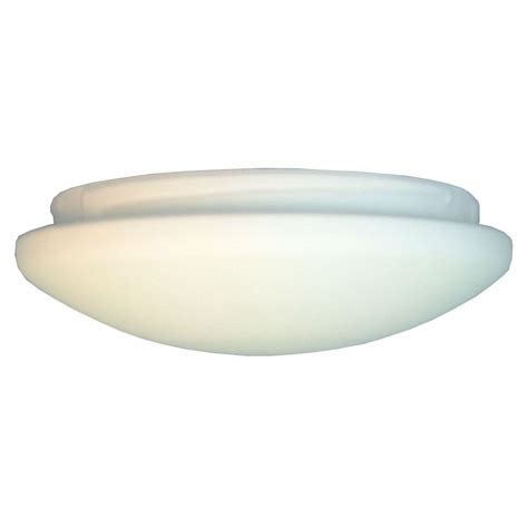 Replacement Glass Ceiling Light Covers Windward Iv Ceiling Fan Replacement Glass Bowl 082392053475 The Home Depot