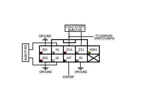 toyota igniter wiring diagram 29 wiring diagram images