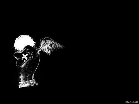 black and white emo wallpaper emo backgrounds for boys wallpaper cave