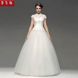 asian style wedding dresses style wedding dress white vintage slim waist