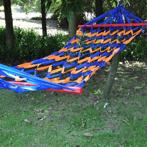 free swing sites free shipping outdoor fishing net stick hammock swing bed
