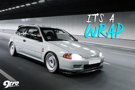 honda civic eg6 honda civic eg6 it s a wrap 9tro