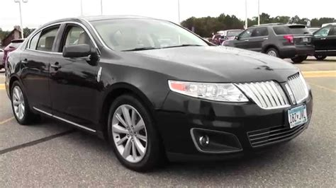 electronic stability control 2009 lincoln mkz engine control 2009 lincoln mks awd 1u140167a youtube