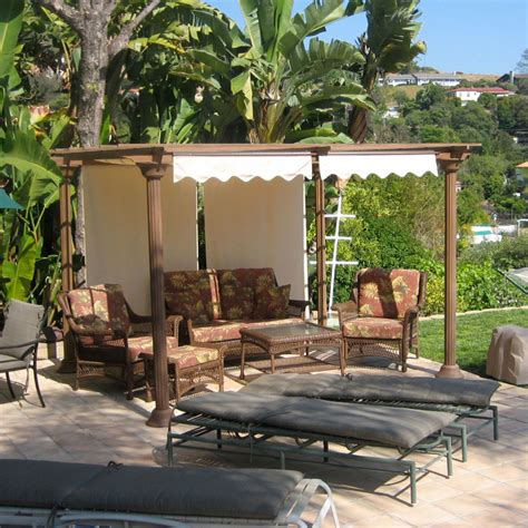 Sears Garden Oasis Deluxe Pergola I Replacement Canopy Gf Garden Winds Pergola