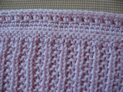 Crochet Edges On Blankets by Add Crochet Blanket To Your Bedroom Cottageartcreations