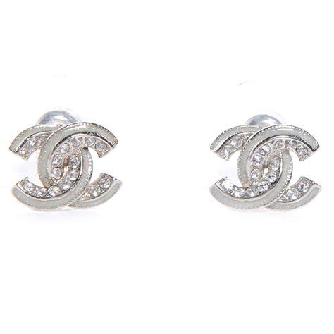 chanel cc logo earrings 57000