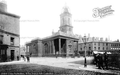 home design store church street manchester manchester st peter s church c 1885 francis frith