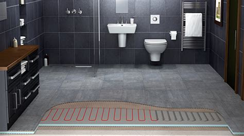 Undertile Flooring   Southampton Bathroom Installations