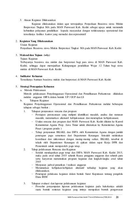 Essay Alasan Mengajukan Beasiswa by Tor Rab Purwoasri Kab Kediriedit