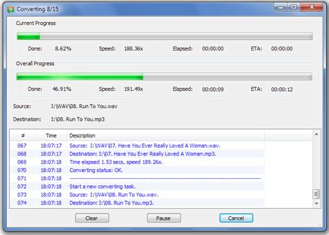 mp3 converter download blogspot andrea software blog wav to mp3 converter 10 1 1