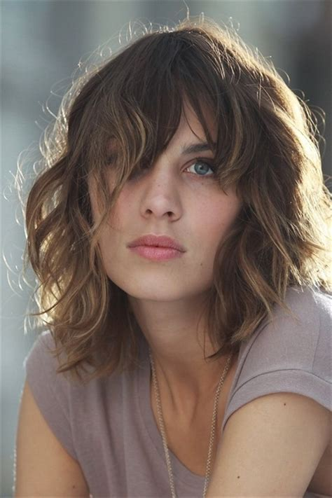 bangs curled away from face best curly hairstyles with bangs the xerxes