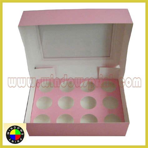 window bakery boxes wholesale bulk cupcake boxes southern chion tray 1025k kraft non