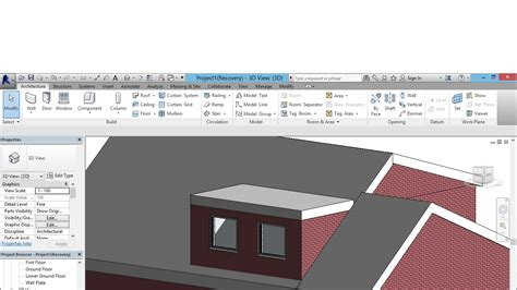 Revit Dormer Roof Flat Roof Dormer On Revit 2014 Autodesk Community