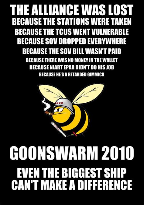 Eve Online Meme - image 256797 goonswarm eve online great war know