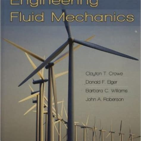 Solution Manual For Engineering Fluid Mechanics 9th