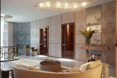 Modern home interior design in Dubai   2019 year   Spazio