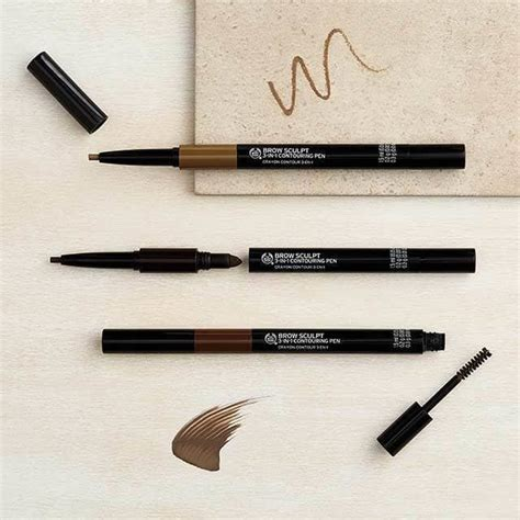 3in1 Arabic Overall brow sculpt light brown