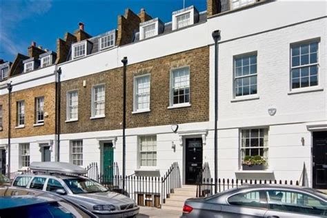 2 bedroom houses to rent in hasker street london sw3