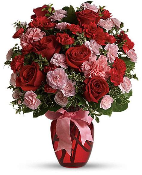 cheap flowers for valentines teleflora has the winning bouquet for your