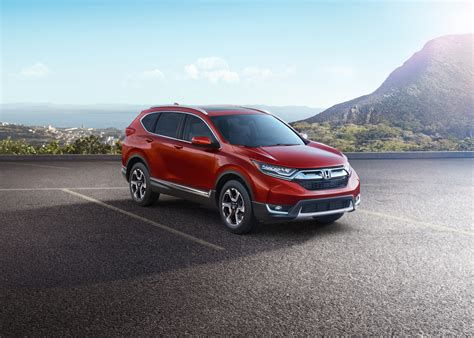 New Suvs For 2017 by All New 2017 Honda Cr V Raises The Bar For Compact Suvs