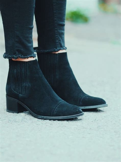 17 best ideas about black booties on black