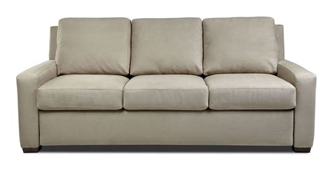 furniture leather sleeper sofa american leather lyndon sleeper sofa living room furniture