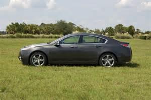2010 Acura Tl Mpg Acura Tl Gas Mileage 2010