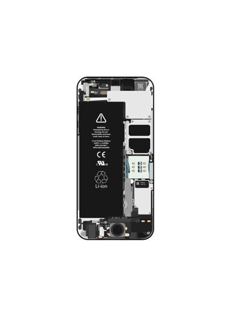 Gif Animado: Montagem do iPhone 5s - CocaTech