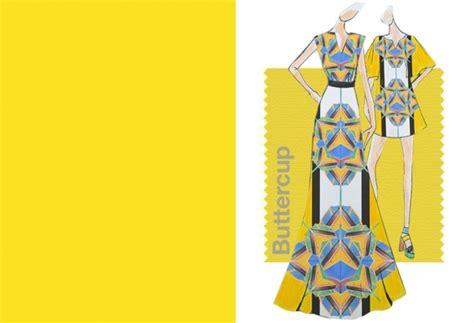 buttercup color de top 10 modekleuren voor lente 2016 volgens pantone