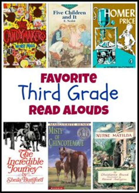 picture books for third graders read aloud books on chapter books interactive