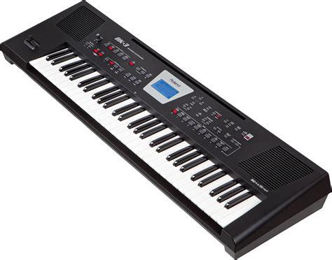 teclado roland bk arranjador  teclas pendrive mega ritmos   em mercado livre