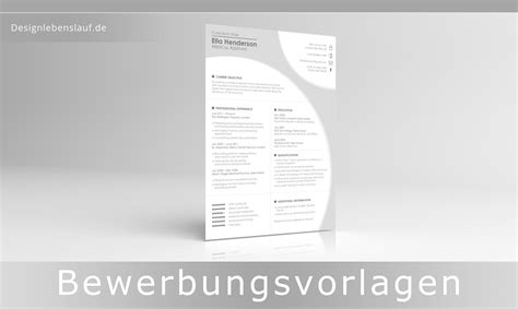Cv Auf Englisch Oder Cv In With Cover Letter Word Files