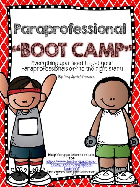 paraprofessional quot boot c quot a handbook for paraprofessionals editable cs the o jays