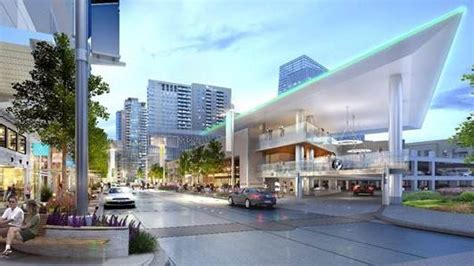 Victory Parking Garage by New Parking Garage Retail Get Underway As Part Of Major